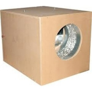 Extractor Caja Softbox Air Box One MDF