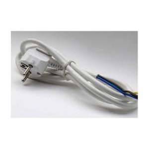 Cable con clavija inyectada